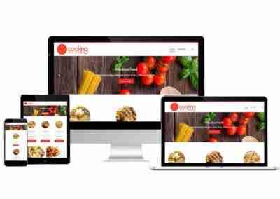 Recipes Website