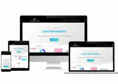 Digital Marketing Agency Website